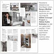 """""""Häfele Concept Project ile konut satışlarını arttıracağız"""""""